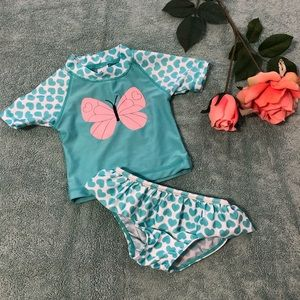🌸Carter's Two Piece Swim Suit🌸